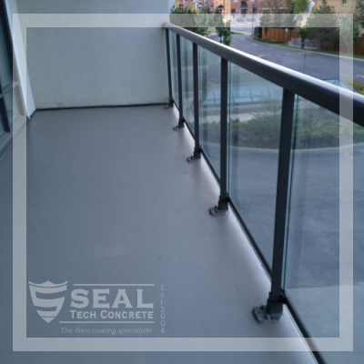 Exterior Non-Slip Balcony Deck Coating