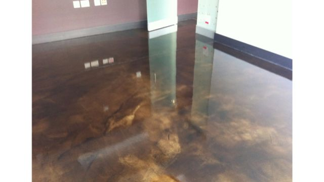 Industrial and Commercial Floor Systems